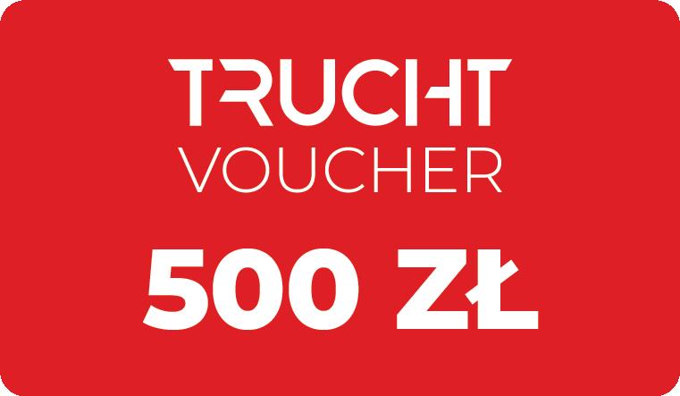 KARTA PODARUNKOWA VOUCHER 500 ZŁ